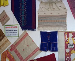 National Level Special Handloom Expo Bijni 2012 ...